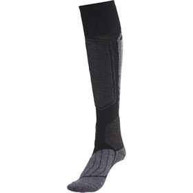 Falke SK1 Skiing Socks Damen black-mix